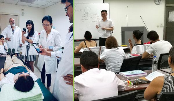 VIAJE MEDICINA CHINA EN TAIWÁN