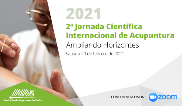 2ª JORNADA CIENTÍFICA INTERNACIONAL DE ACUPUNTURA: AMPLIANDO HORIZONTES