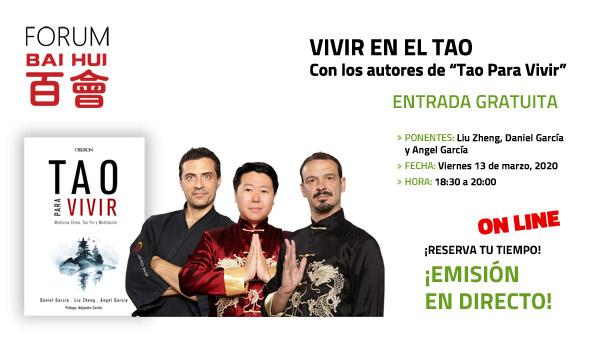 "TALLER ""VIVIR EN EL TAO"""