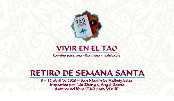 """RETIRO """"VIVIR EN EL TAO"""""""